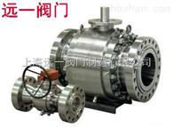 Q347N-16C/25/40/64天然气锻钢球阀 价格 报价
