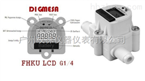 FHKU-LCD係列微小流量計