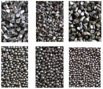 钢丸/钢珠/合金钢丸/铸钢丸/钢丝切丸/钢砂/合金钢丸/金属磨料