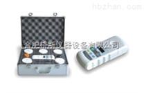 便攜式餘氯、二氧化氯、五參數快速測定儀