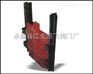铸铁镶铜方闸门主要特点-供应厂家《国飞品牌》产品图片
