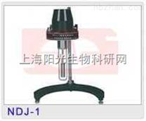 NDJ-1,旋轉粘度計價格,廠家