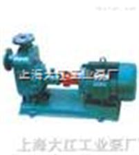 自吸式无堵塞排污泵65ZW25-40