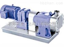 不锈钢转子泵,高粘度转子泵,转子泵应用领域,转子泵工作原理