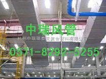 节能机制复合彩钢风管