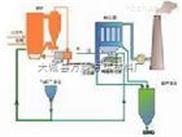 热电厂脱硫塔玻璃鳞片防腐工程