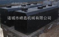地埋式一体化生活污水处理雷竞技官网app