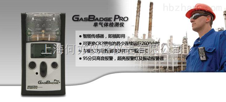 美国英思科GasBadgePro单一气体检测仪