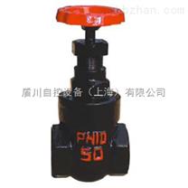 Z15T-10,Z15T 內螺紋鑄鐵閘閥
