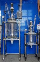 双层玻璃反应釜TFD-30L
