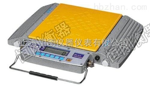 30T连接电脑电子轴重仪
