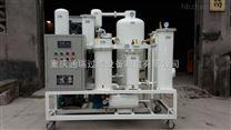 液压油脱色脱酸脱水再生滤油机