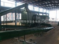 厂家生产 日处理200吨  机械化 垃圾处理成套设备