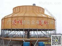 300吨冷却塔出口
