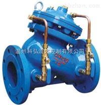 浙江厂家生产JD745X多功能水泵控制阀