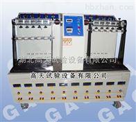 多工位线材耐弯折测试机,弯折强度试验机
