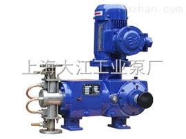SJ2-63/5(2)SJ型柱塞计量泵