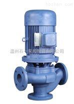 温州生产GW无堵塞管道泵