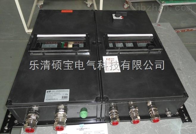 BXM(D)8050防爆防腐配电箱:工程塑料防爆箱