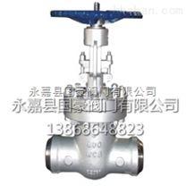 Z61W/H/Y-600LB美標不鏽鋼閘閥