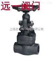 J61/H/Y-16C/25/40/64大连式焊接截止阀