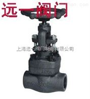 J61/H/Y-16C/25/40/64大連式焊接截止閥