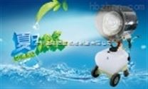 夏季厂房工业喷雾降温加湿风机