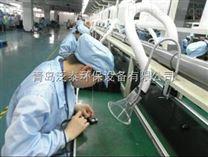 青岛泛泰流水线排烟罩,吸气软管好帮手