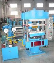 100吨柱式硫化机  青岛鑫城一鸣橡胶机械