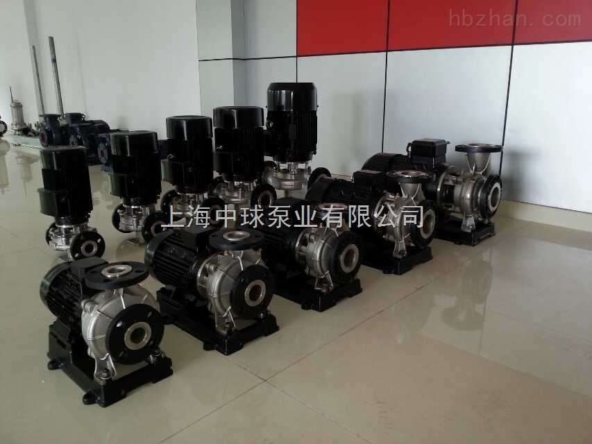 IHG50-160A不锈钢耐腐蚀管道泵