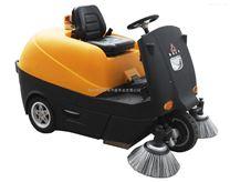 驰洁驾驶式电动吸尘清扫车