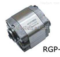 台湾锐力REXPOWER齿轮泵RGP-F125R