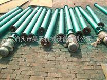 昊天王伟介绍管式螺旋输送机产品特点