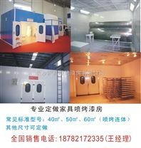 杭州家具喷漆房