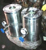 贵州不锈钢气囊式水锤消除器