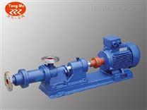 I-1B型浓浆泵,螺杆泵