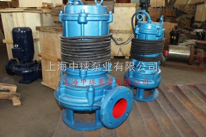 150WQ150-35-37潜水排污泵