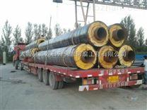 牡丹江钢套钢蒸汽直埋保温管批发商