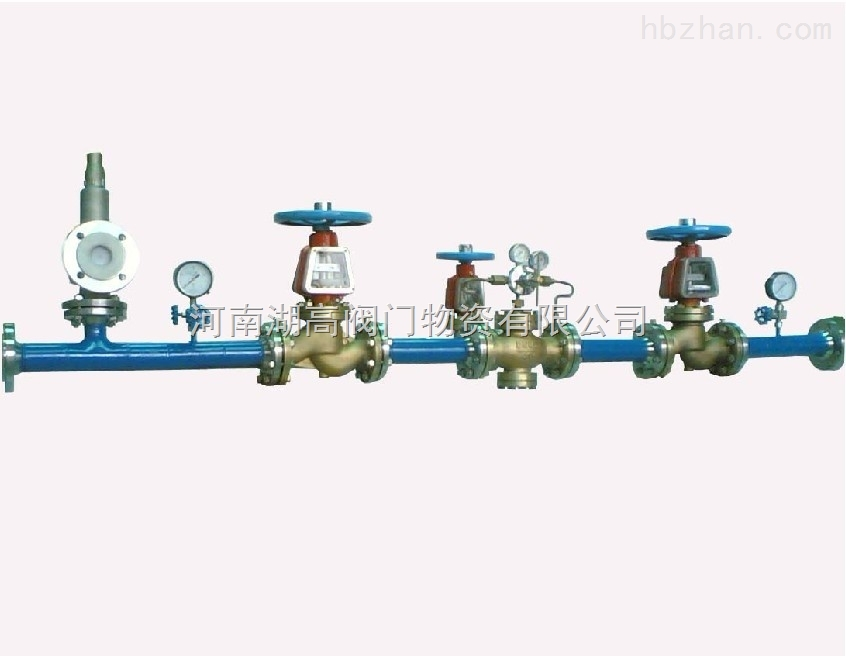 氧气截止阀,氧气过滤器,氧气专用球阀,进出口压力表等组成.图片