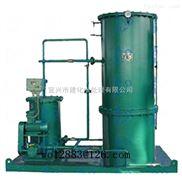 LYSF0。5-1-2T/H陆用油水分离器