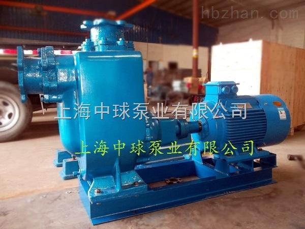 300ZW800-14无堵塞污水自吸泵