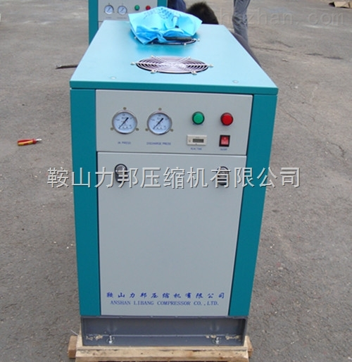 静音无油氮气压缩机