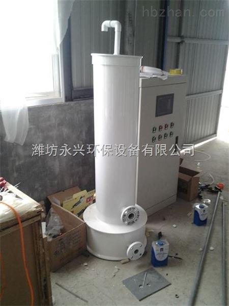江西二氧化氯发生器缓释消毒器的原料