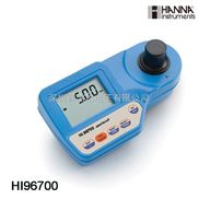 哈纳HANNA HI96700低量程氨氮(NH3-N)浓度测定仪