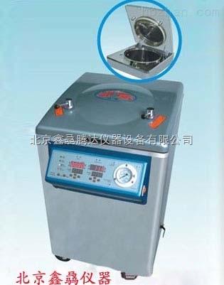 立式电热蒸汽灭菌器YM-50FN(50L智能内排)