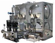 新一代箱式不锈钢无负压供水设备