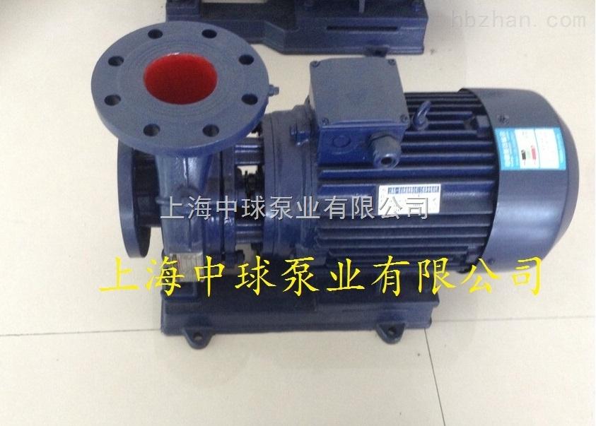 KQW100/125-11/2卧式离心泵