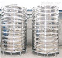 不锈钢圆型水箱