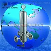 FYQF-不锈钢汽水分离器-AS汽水分离器-不锈钢油水分离器
