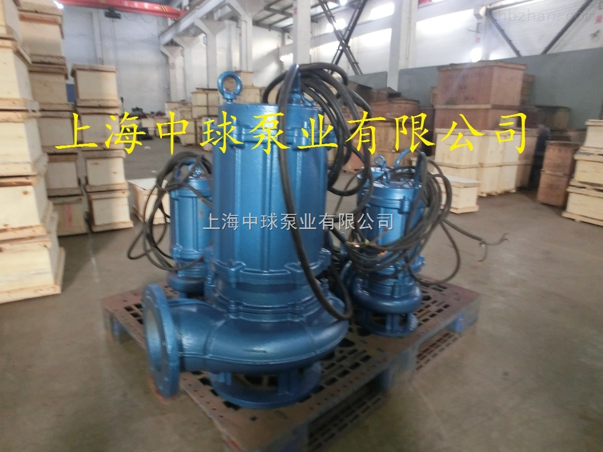 250WQ600-9-30污水潜水泵